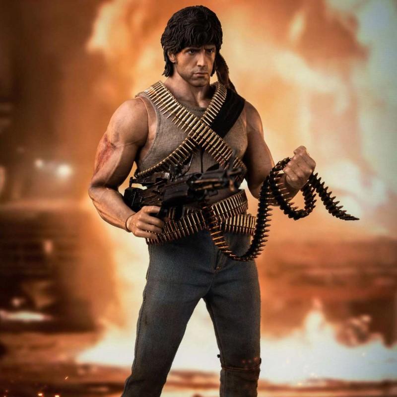 John Rambo - Rambo: First Blood - 1/6 Scale Actionfigur