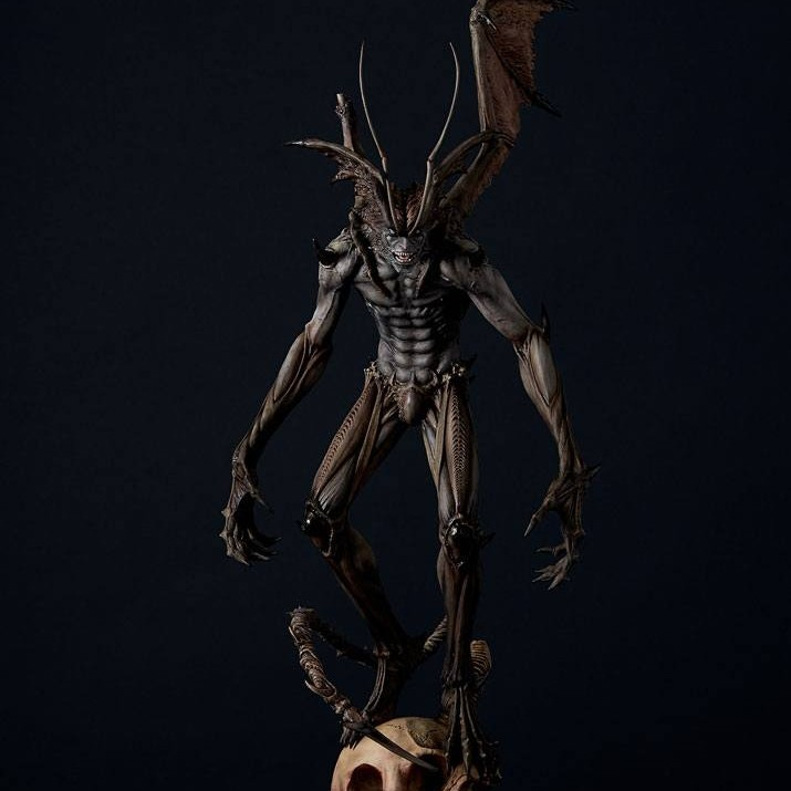 Amon - Amon The Apocalypse of Devilman - 1/6 Scale Statue