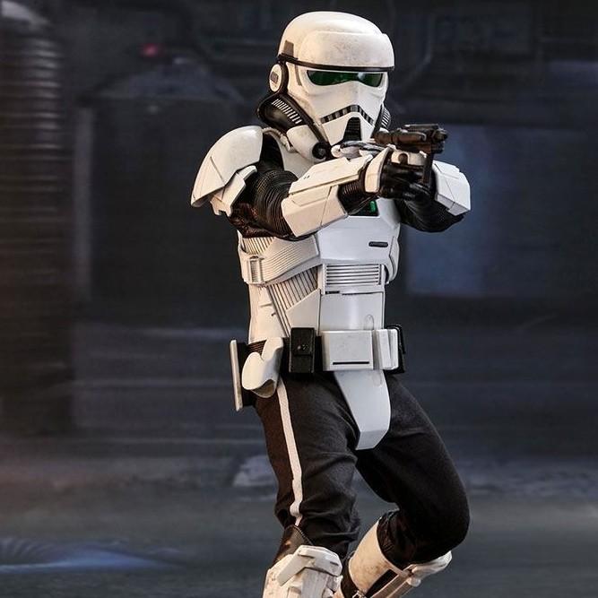 Patrol Trooper - Solo: A Star Wars Story - 1/6 Scale Figur
