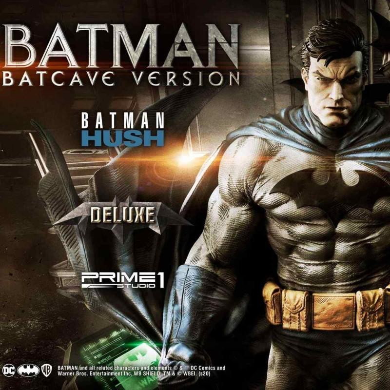 Batman Batcave Version Deluxe Version - Batman Hush - 1/3 Scale Museum Masterline Statue