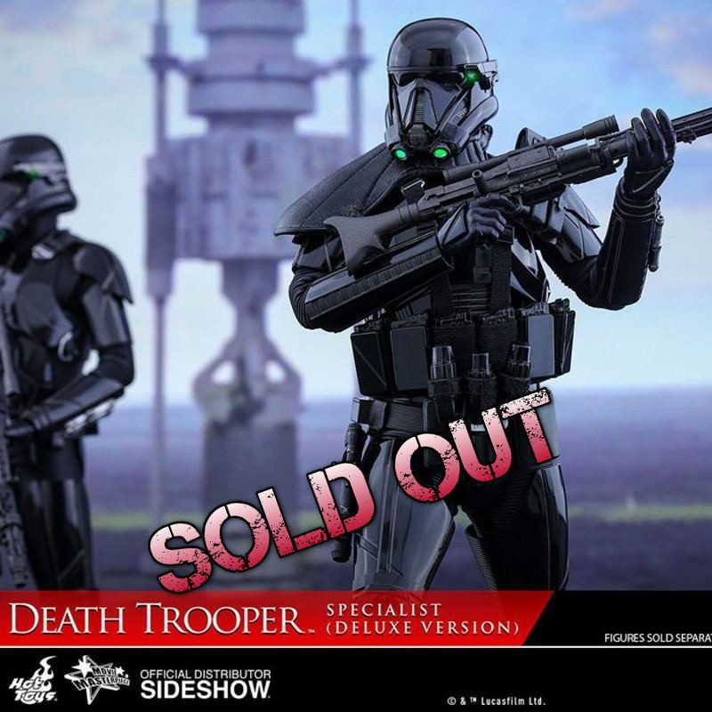 Death Trooper Specialist Deluxe - Rogue One: A Star Wars Story - 1/6 Scale Figur