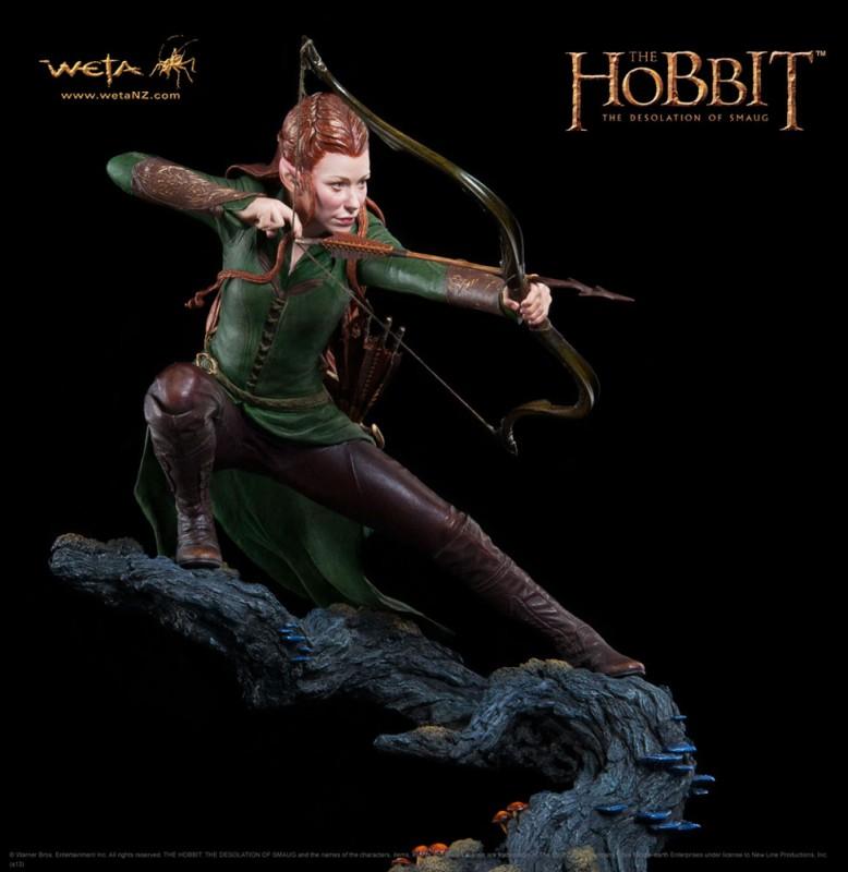 Tauriel - Der Hobbit - 1/6 Scale Statue
