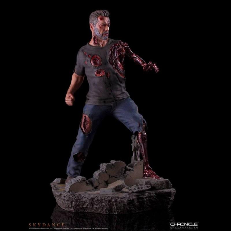 T-800 - Terminator: Dark Fate - 1/4 Scale Statue