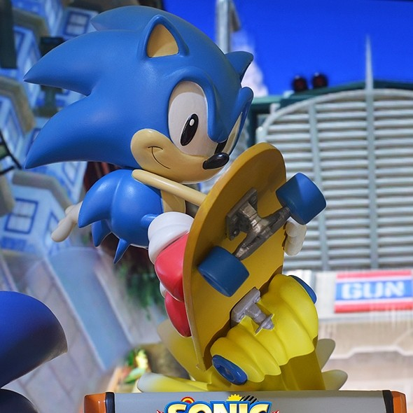 Sonic Generations - Sonic - Diorama