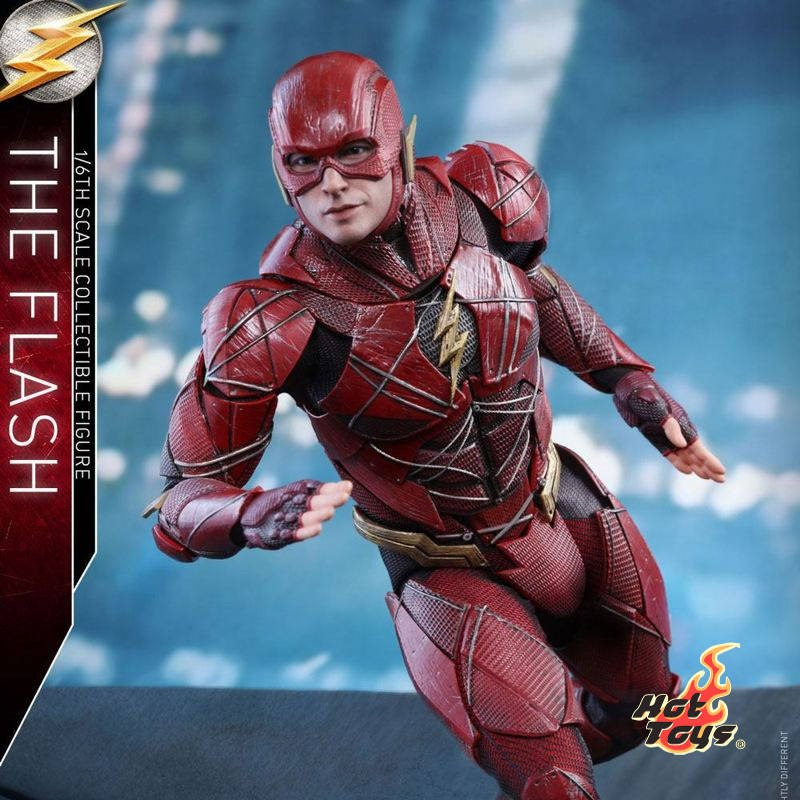 The Flash - Justice League - 1/6 Scale Figur