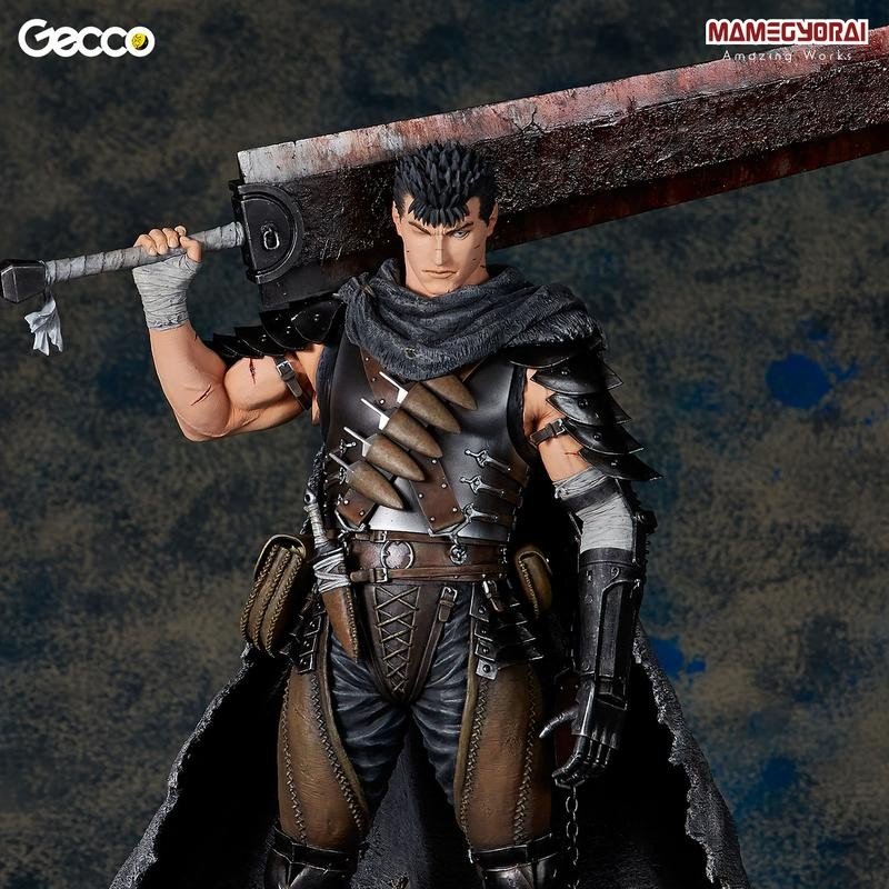 Guts Lost Children Arc The Black Swordsman - Berserk - Statue 1/6