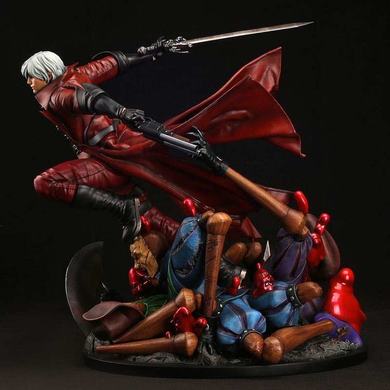 Dante - Devil May Cry - 1/4 Scale Statue