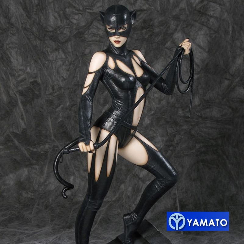 Catwoman - Luis Royo - 1/6 Scale Statue