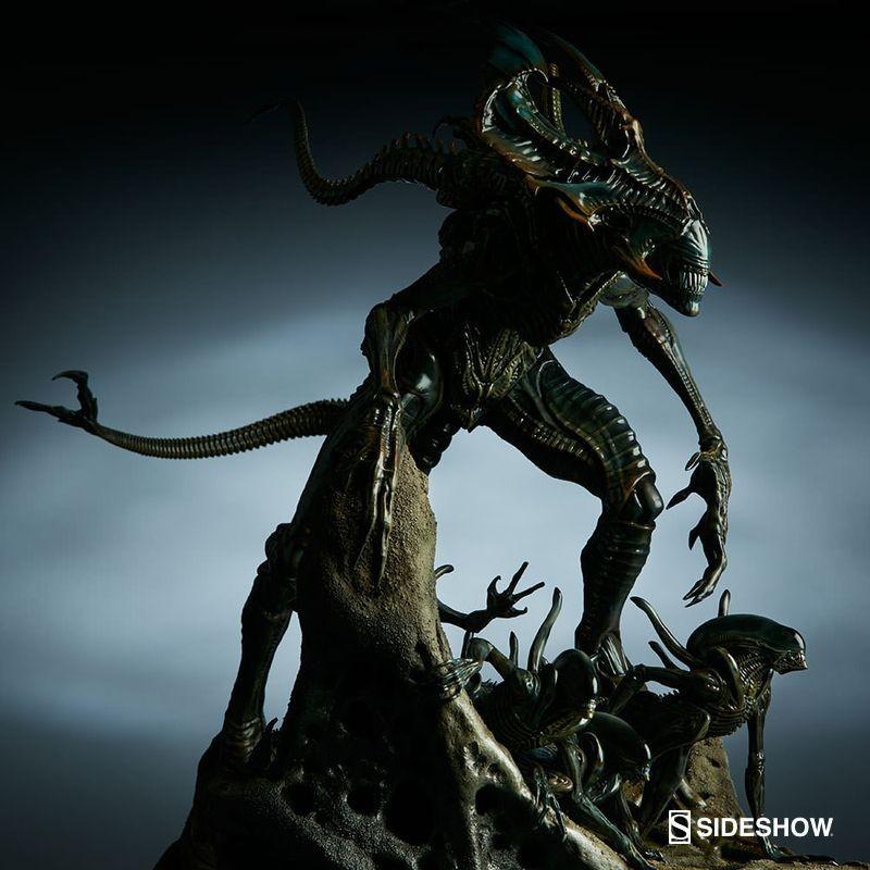 Alien King - Aliens - Maquette