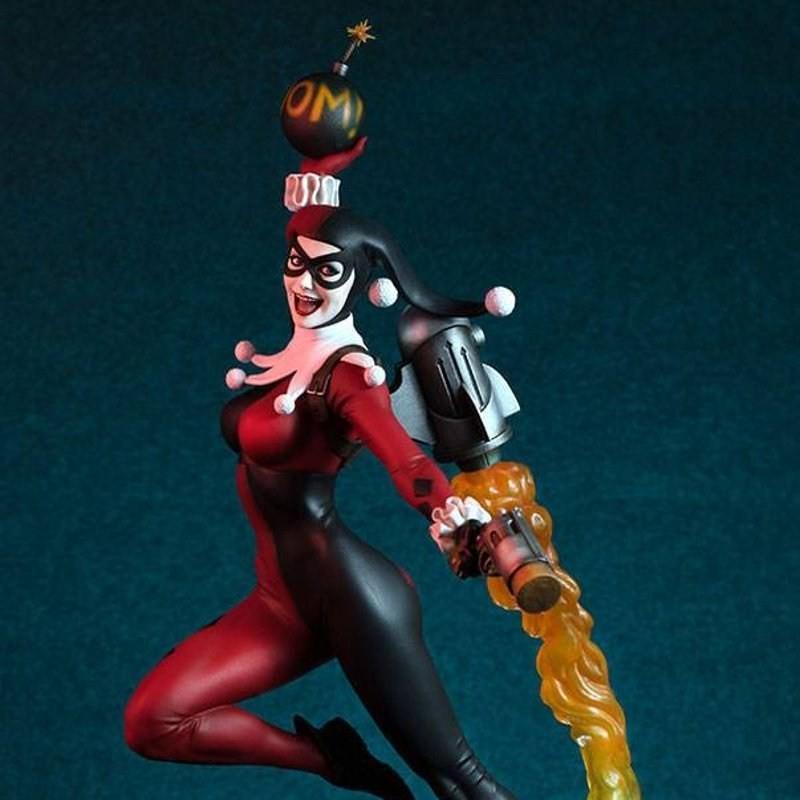 Harley Quinn - DC Comics Super Powers Collection - Maquette 47cm