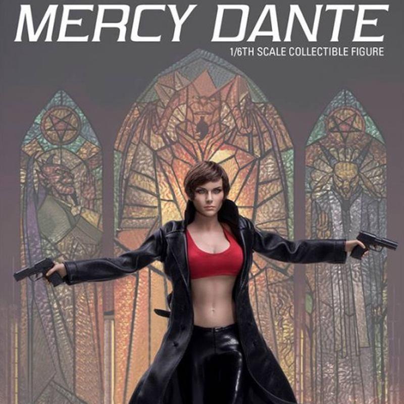 Mercy Dante - Grimm Fairy Tales - 1/6 Scale Figur