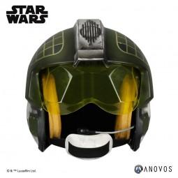 Gold Leader Rebel Pilot - Star Wars - 1/1 Replik