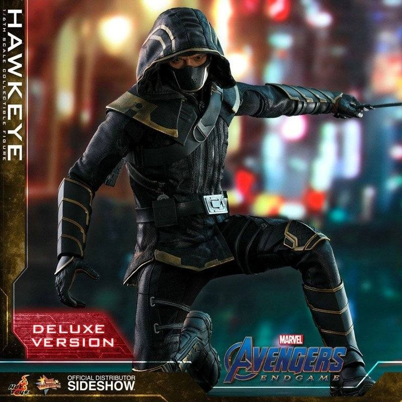 Hawkeye Deluxe Version - Avengers: Endgame - 1/6 Scale Figur
