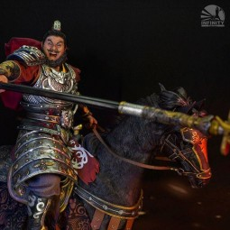 Zhang Fei - Three Kingdoms - 1/4 Scale Statue
