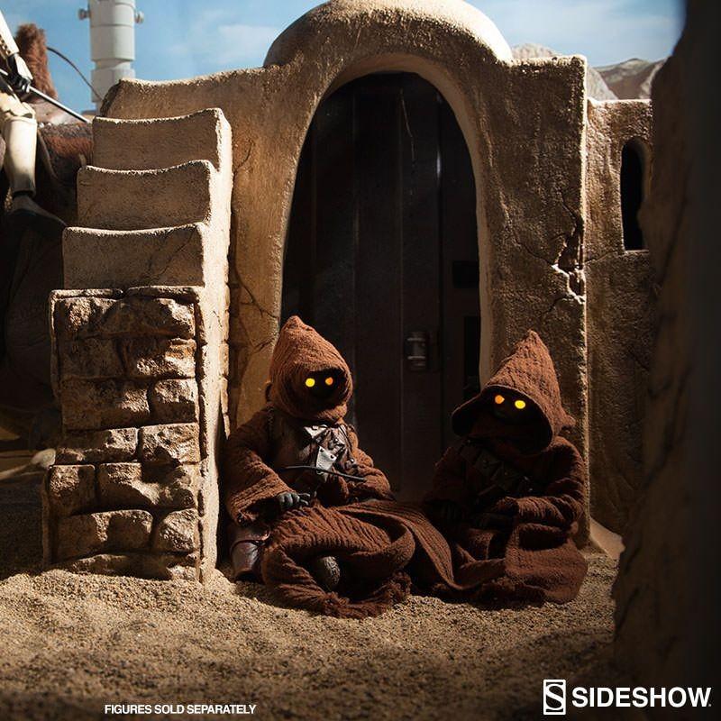 Jawas - Star Wars - 1/6 Scale Figuren Set