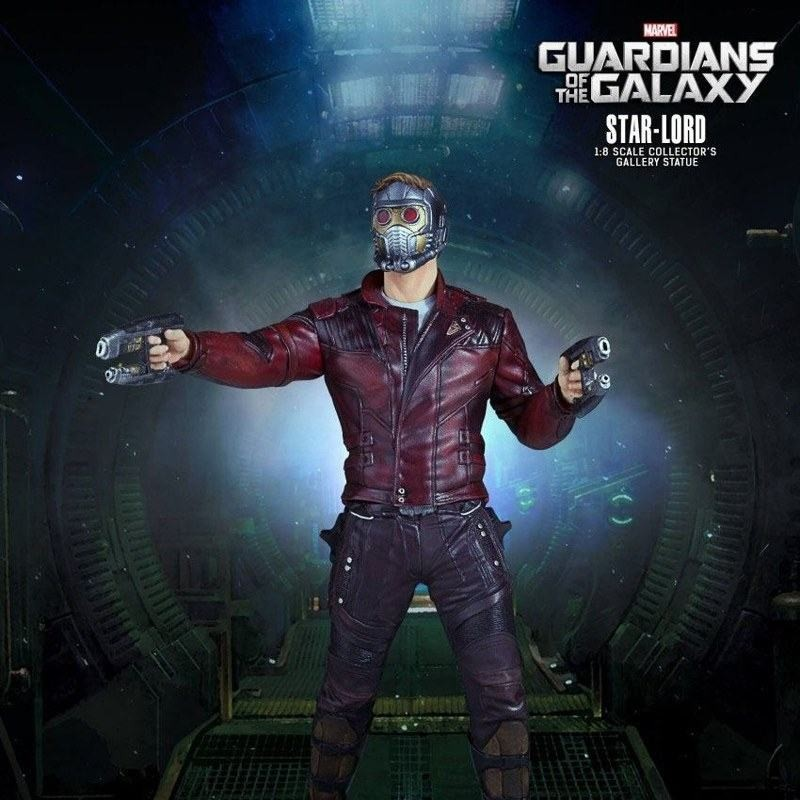 Star-Lord - Guardians of the Galaxy - Collectors Gallery Statue