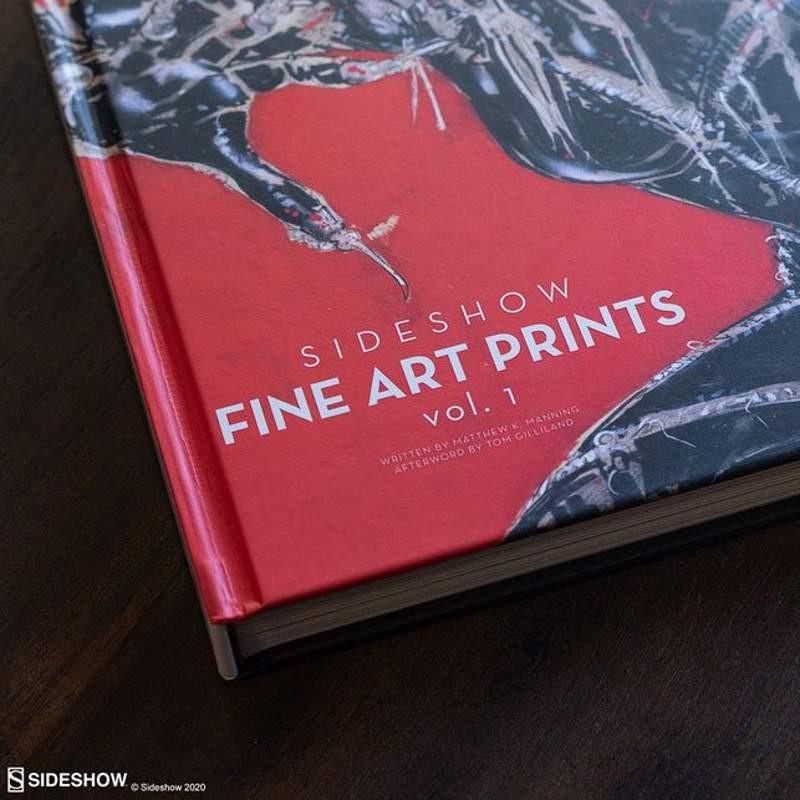 Fine Art Prints Vol. 1 - Sideshow Collectibles - Buch