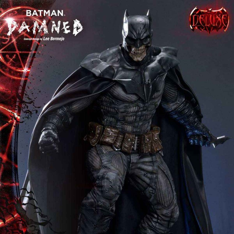 Batman Damned by Lee Bermejo Deluxe Version - DC Comics - 1/3 Scale Statue