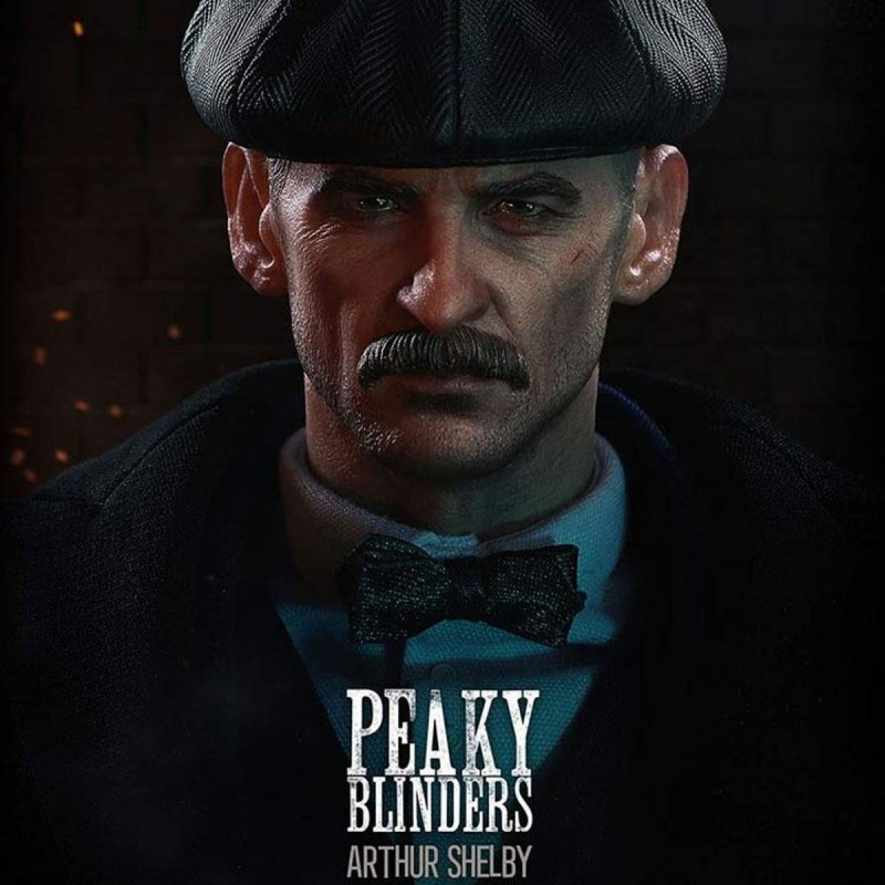 Arthur Shelby Limited Edition - Peaky Blinders - 1/6 Scale Figur