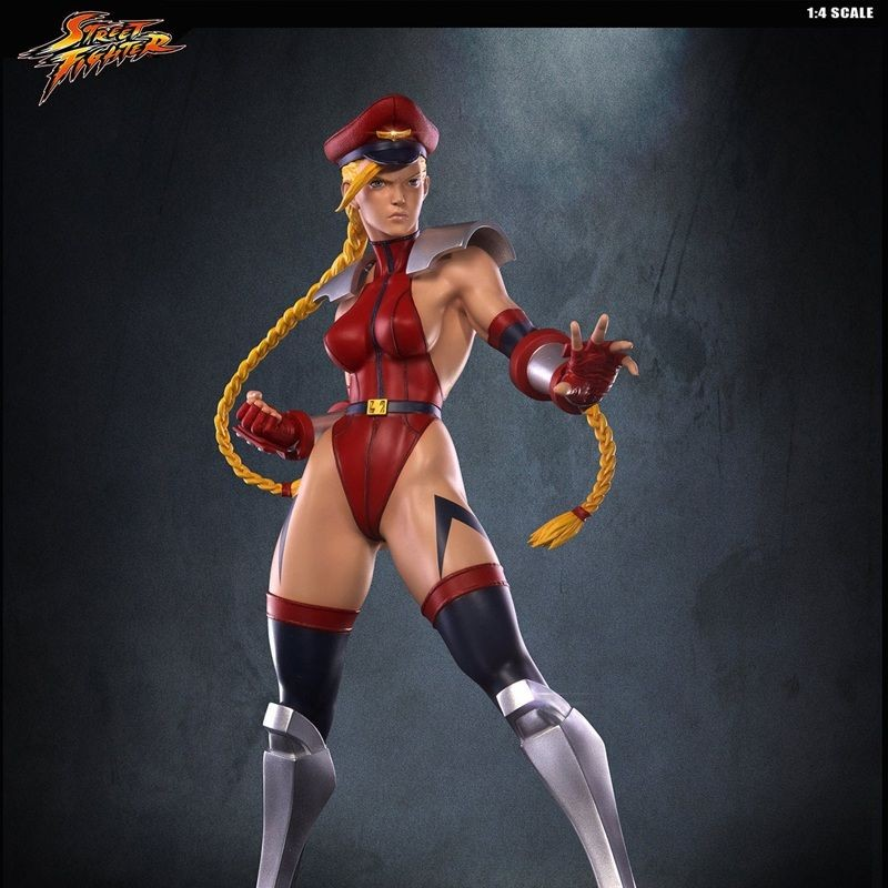Shadaloo Cammy - Street Fighter - 1/4 Scale Statue