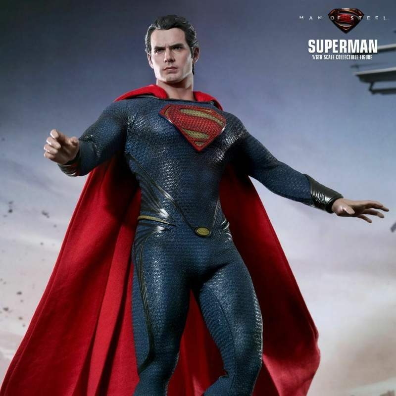 Superman - Man of Steel - 1/6 Scale Action Figur