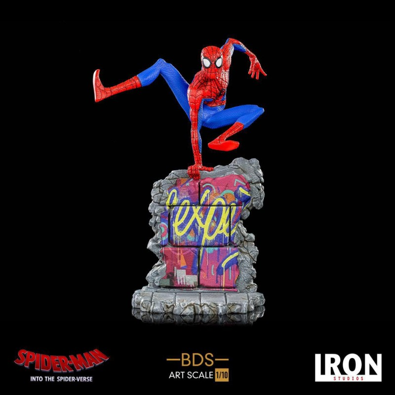 Peter B. Parker - Spider-Man: A New Universe - 1/10 BDS Art Scale Statue