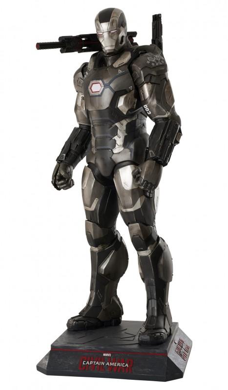 War Machine - Civil War - Life-Size Statue