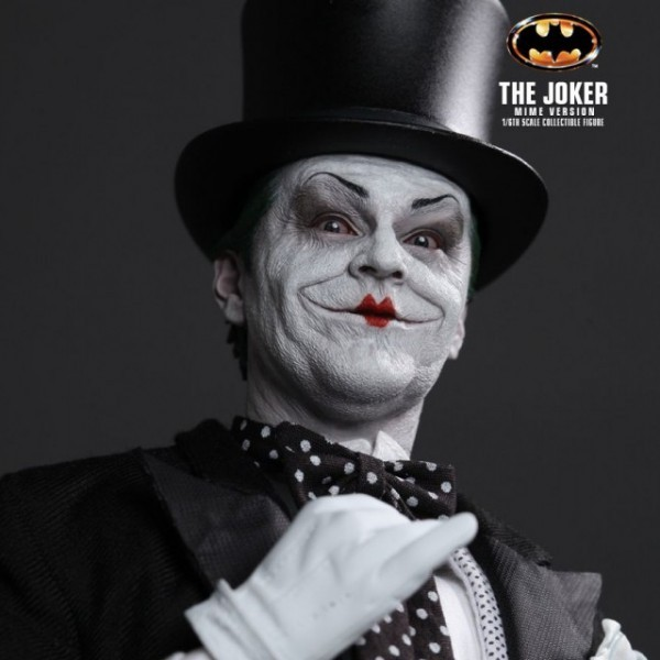 The Joker (Mime Version) - Batman - 1/6 Scale Figur