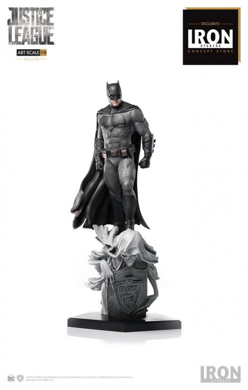 Batman Concept Store Exclusive - Justice League - 1/10 Scale Deluxe Statue