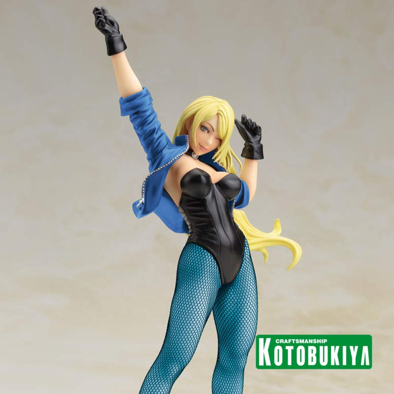 Black Canary Exclusive - DC Comics - Bishoujo PVC Statue