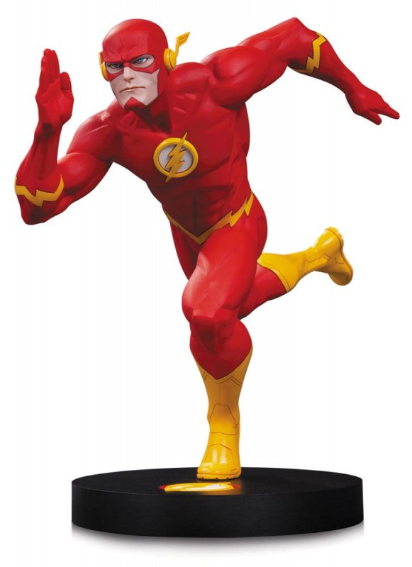 Flash by Francis Manapul - DC Comics - Designer Statue 27cm