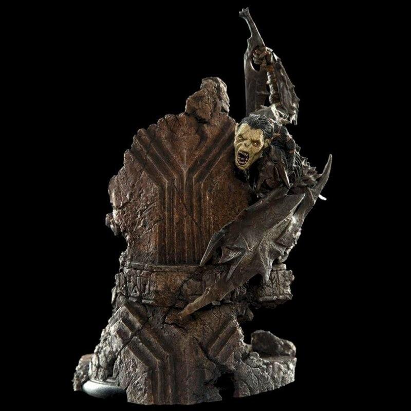 Moria Orc - Herr der Ringe - Statue 17 cm