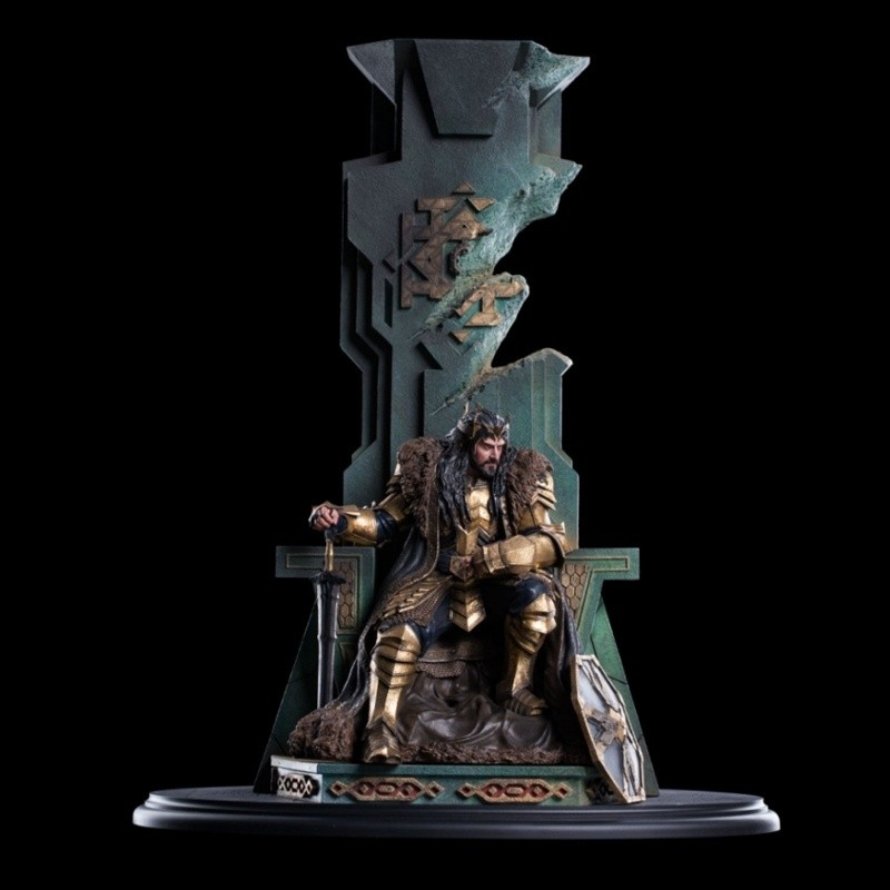 King Thorin on Throne - Der Hobbit - 1/6 Scale Statue