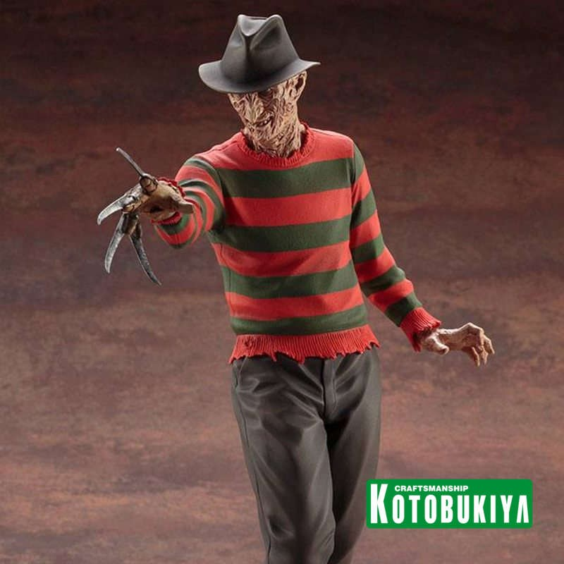 Freddy Krueger - Nightmare on Elm Street - ARTFX Statue