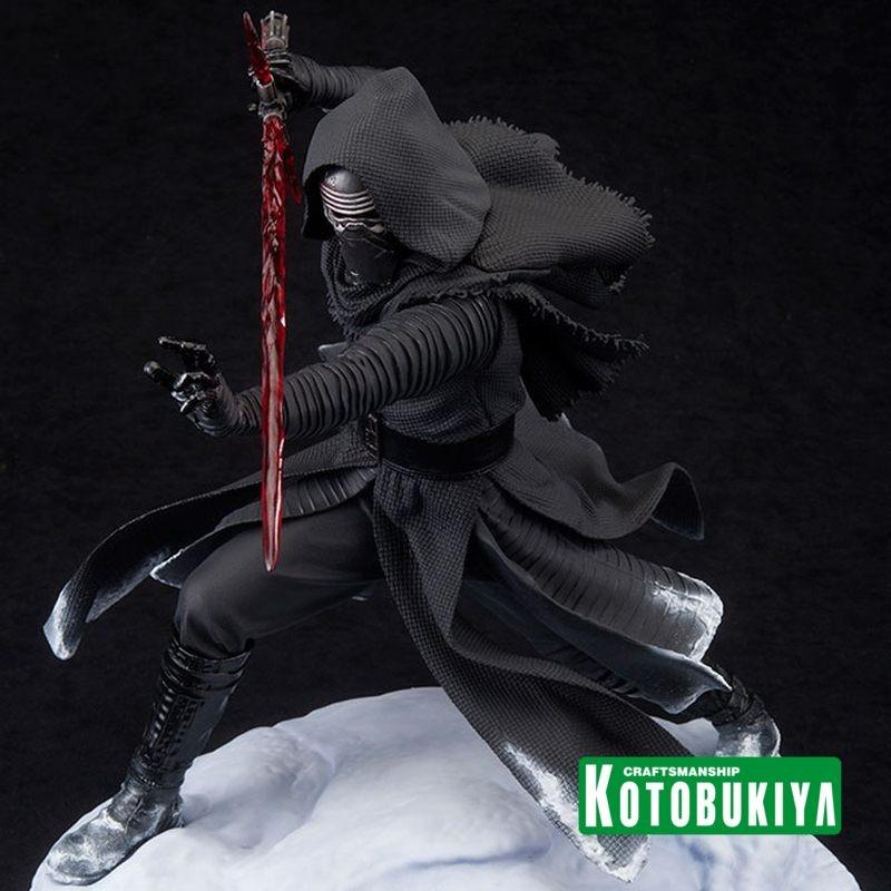 Kylo Ren - Star Wars - ARTFX Statue