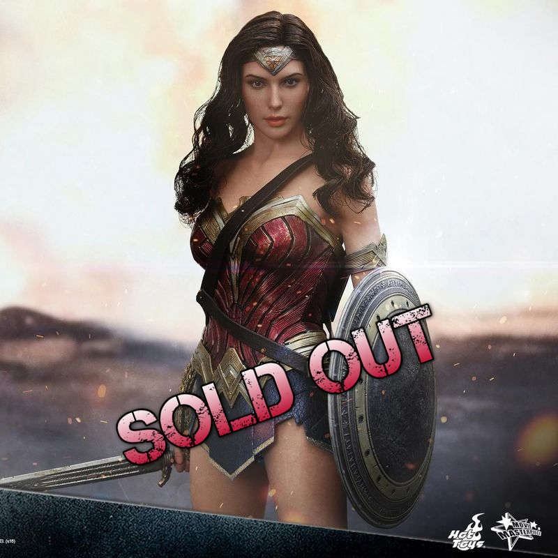 Wonder Woman - Batman v Superman - 1/6 Scale Figur