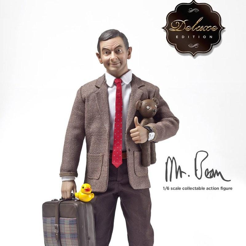 Mr. Bean - Deluxe Version - 1/6 Scale Action Figur