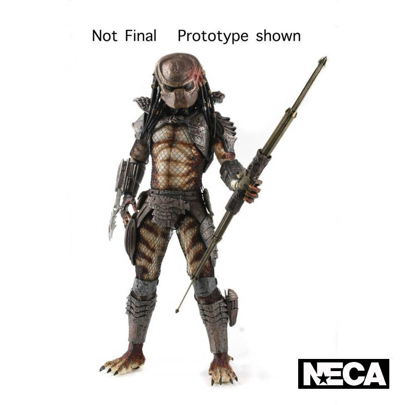 City Hunter Predator - Predator 2 - 1/4 Scale Actionfigur