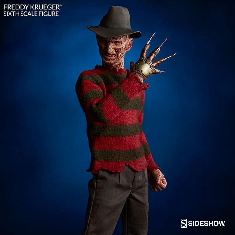 Freddy Krueger - A Nightmare on Elm Street 3 - 1/6 Scale Figur