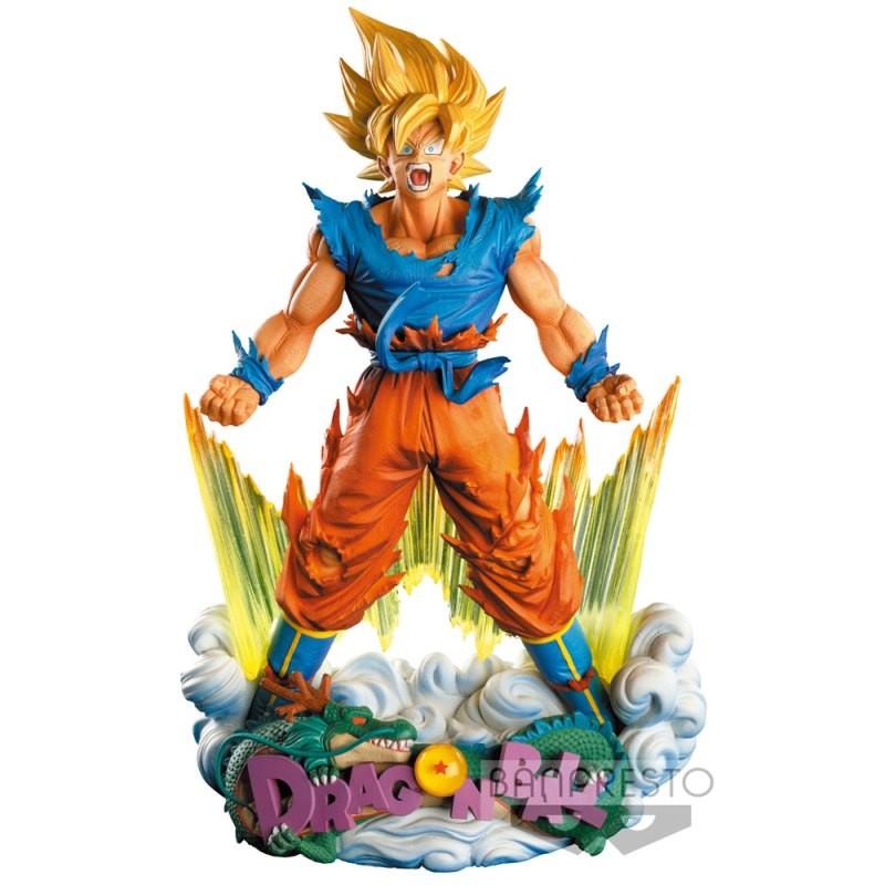 The Son Goku - Dragonball Z - Master Stars Piece Figur