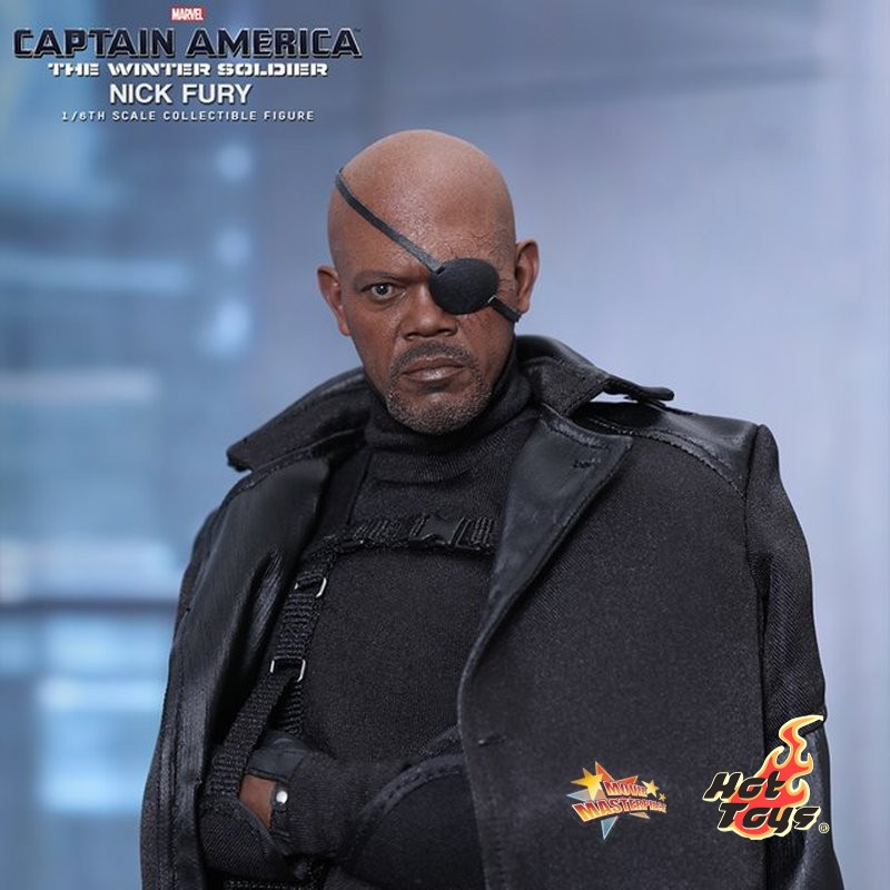 Nick Fury - The Winter Soldier - 1/6 Scale Action Figur