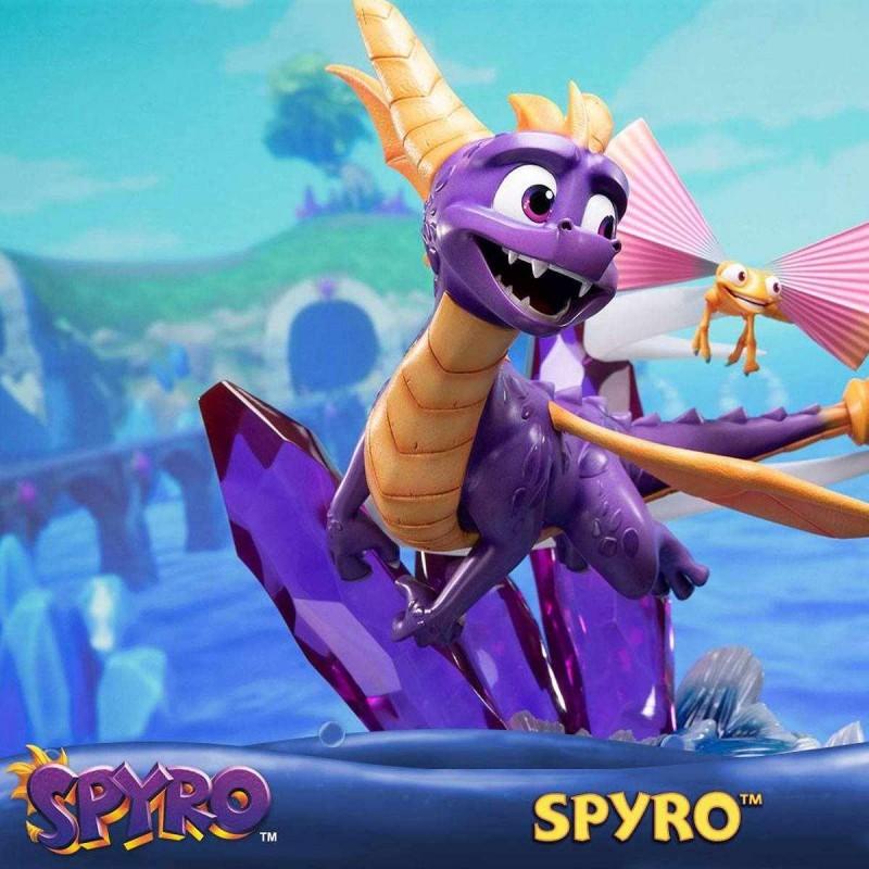 Spyro - Spyro Reignited Trilogy - Polystone Statue
