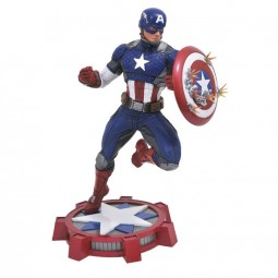 Captain America - Marvel Gallery - PVC Statue