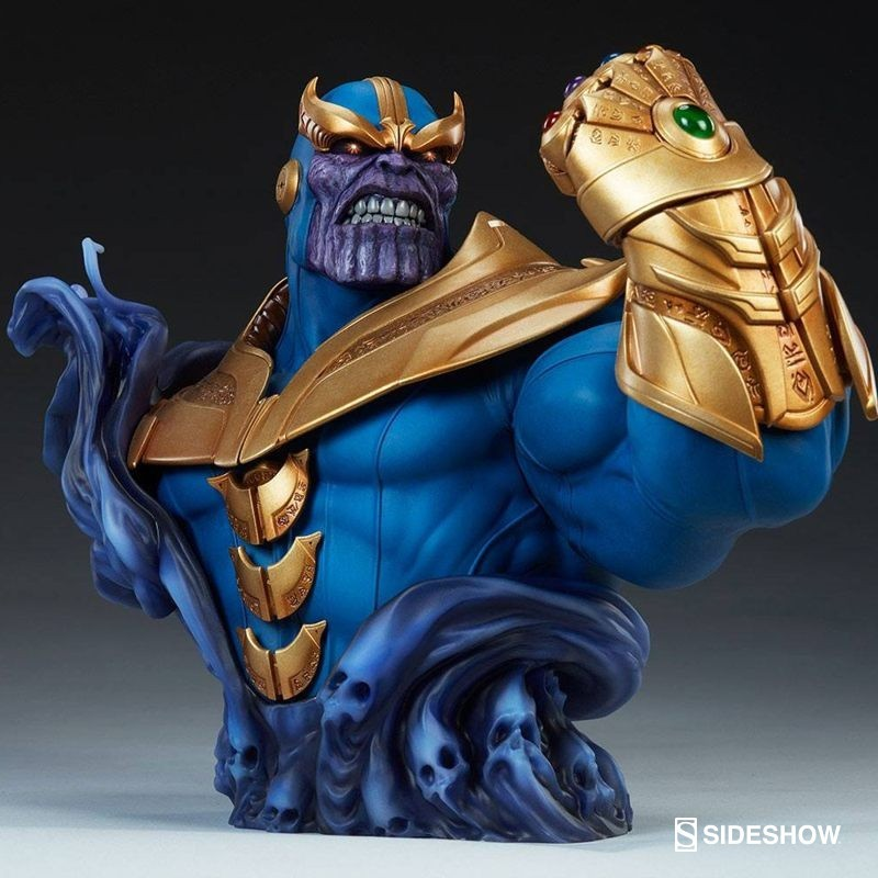 Thanos - Marvel Comics - Polystone Büste