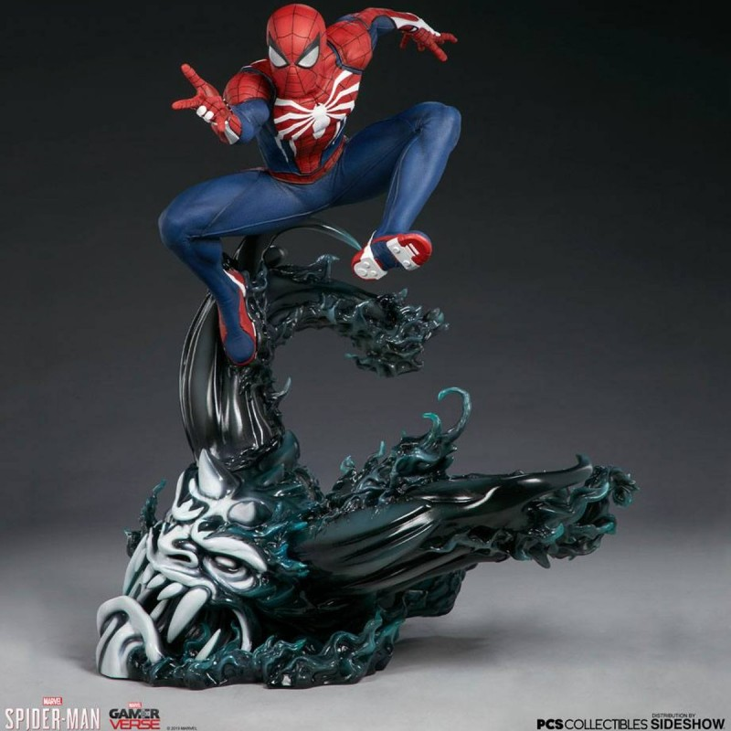 Spider-Man Advanced Suit - Marvel's Spider-Man - 1/3 Scale Statue