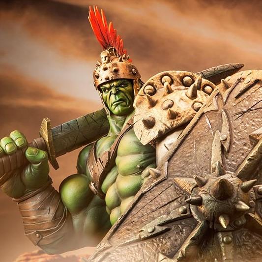 Gladiator Hulk - Premium Format Statue