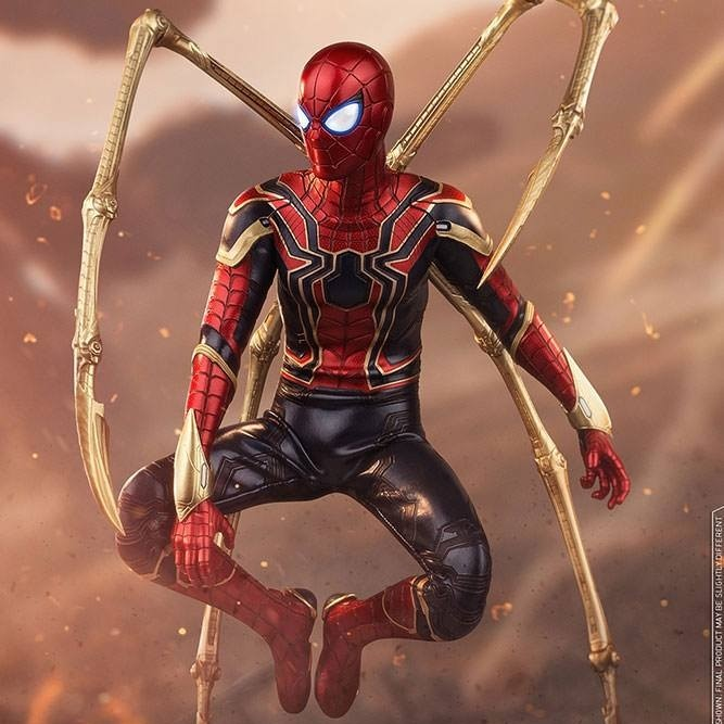 Iron Spider - Avengers Infinity War - 1/6 Scale Figur