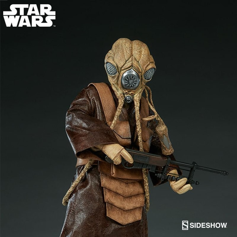 Zuckuss - Star Wars - 1/6 Scale Figur
