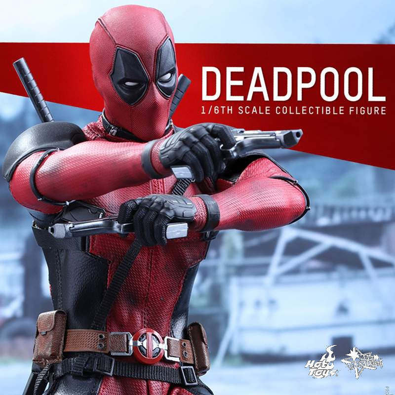Deadpool - Deadpool - 1/6 Scale Figur