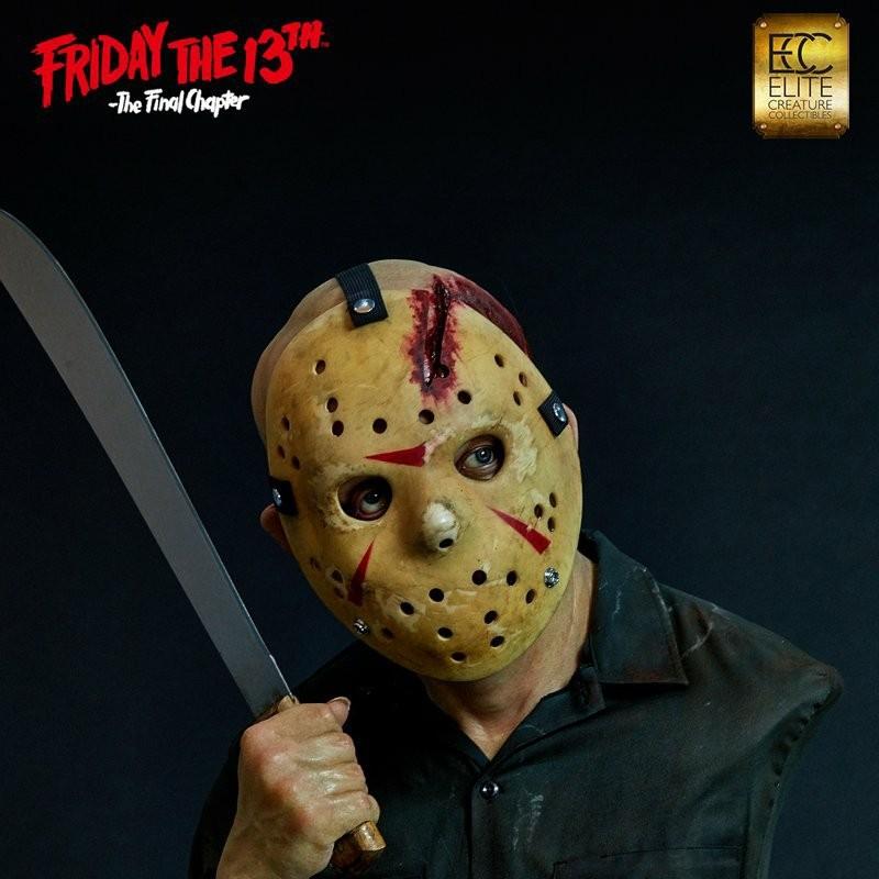 Jason - Friday the 13th - Life Size Büste